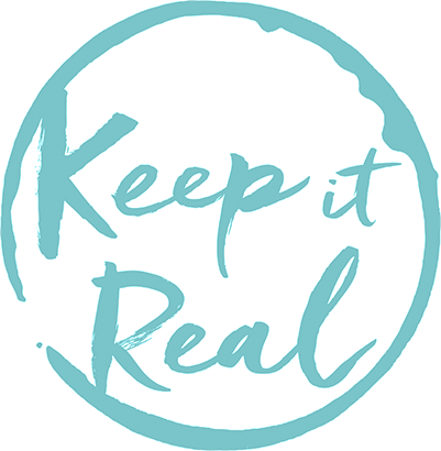 Keep It Real Logo