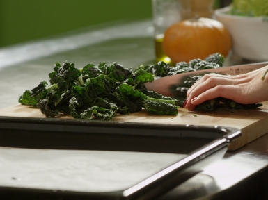 how to freeze your greens