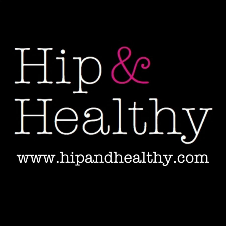 Hip and Healthy Logo