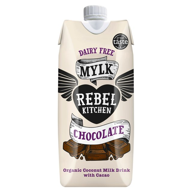Rebel Kitchen Chocolate Dairy Milk