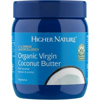 higher nature coconut oil