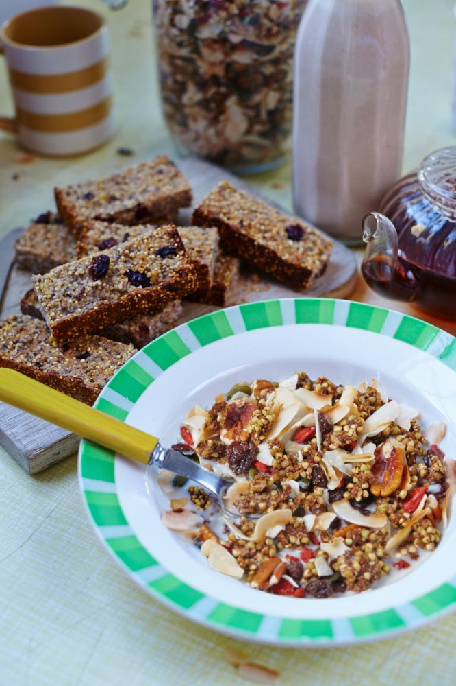 granola breakfast bars hemsley and hemsley
