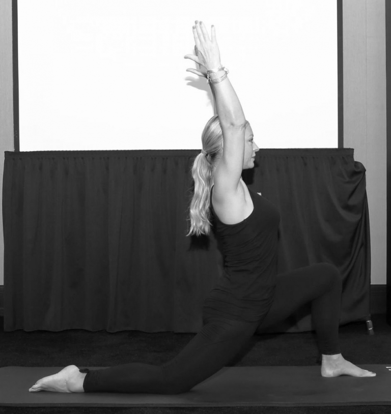 Kim Williamson yoga