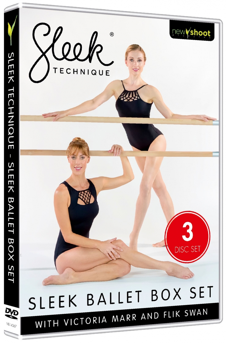 sleek technique ballet boxset