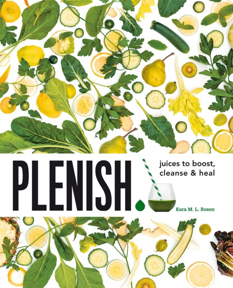 Plenish book by Kara Rosen