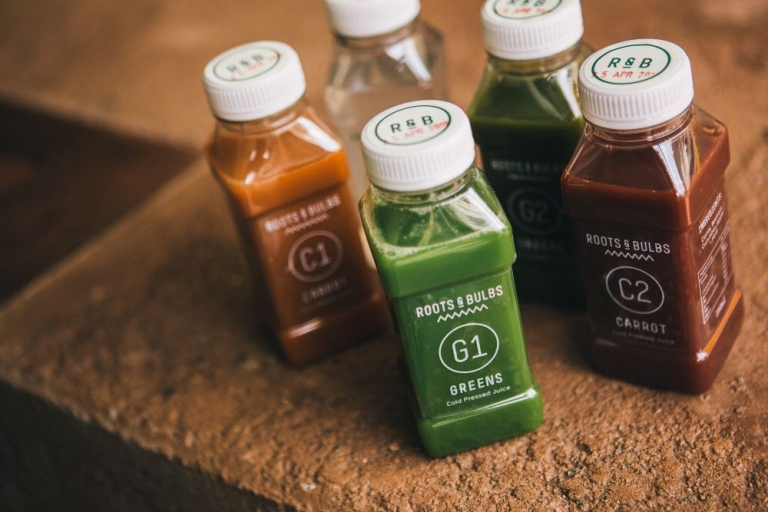 roots and bulbs juice cleanse