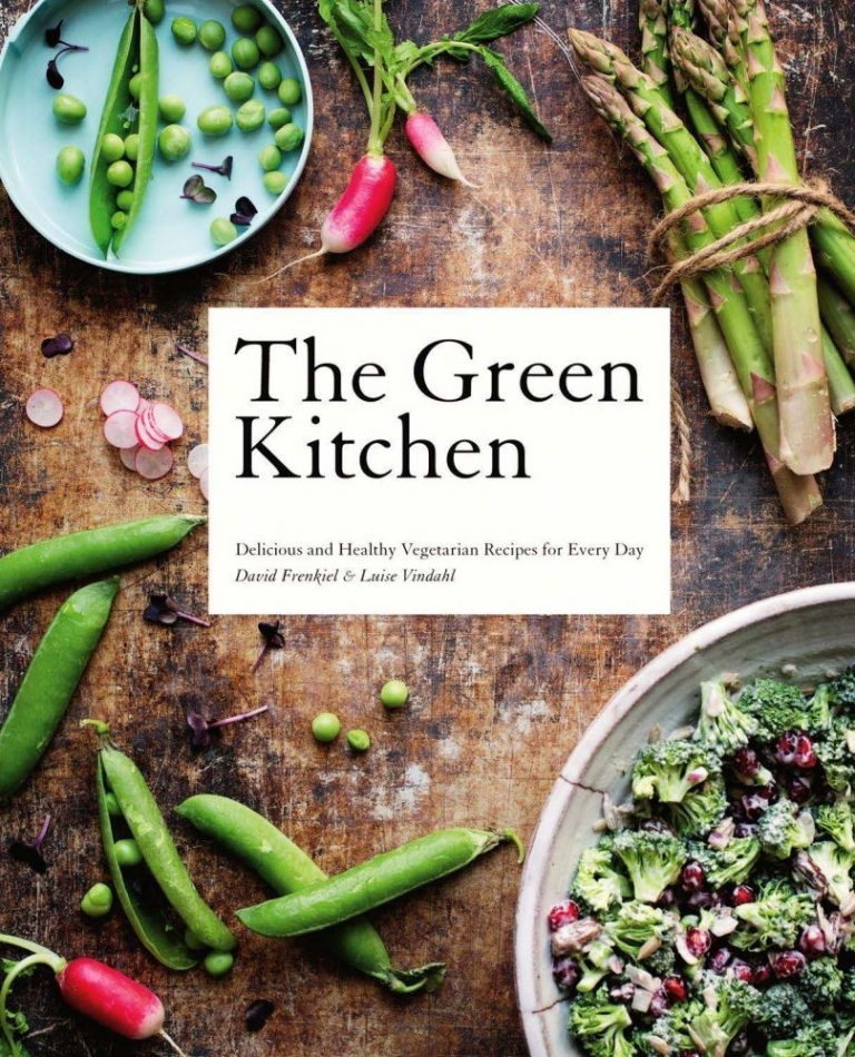 The Green Kitchen by David Frenkiel and Luise Vindahl, £25