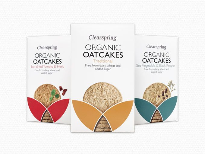 Clearspring oatcakes
