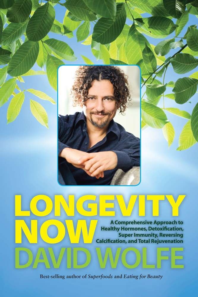 david wolfe longevity now