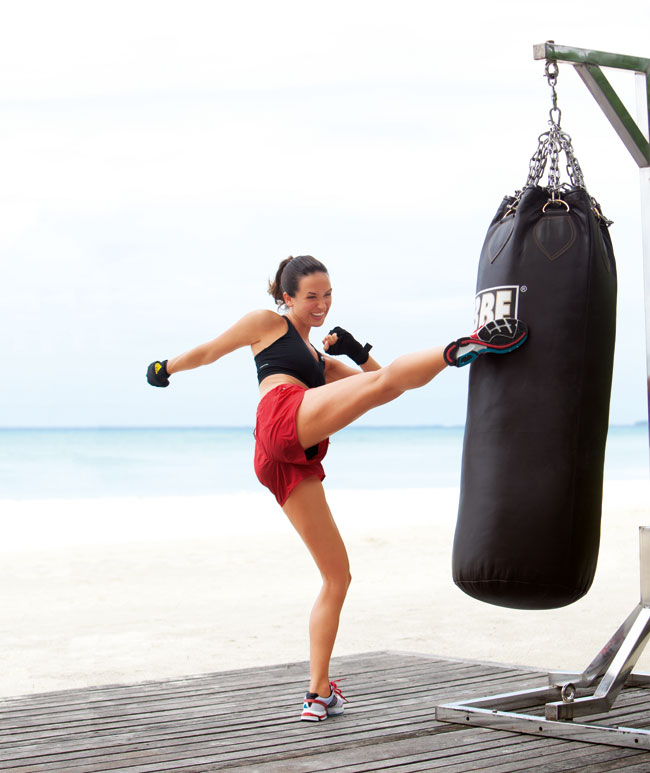 christiane duigan kickboxing