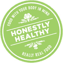 Honestly Healthy logo