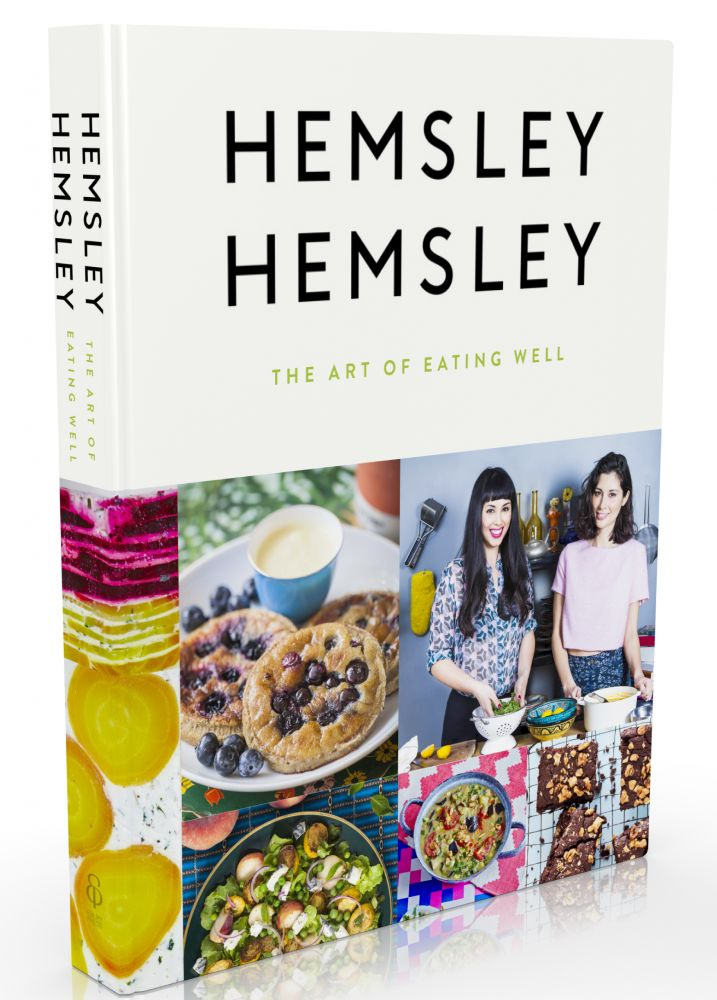 The Art of Eating Well by Jasmine and Melissa Hemsley (Ebury Press), £25