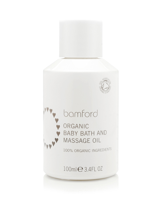 Bamford Baby Massage Oil