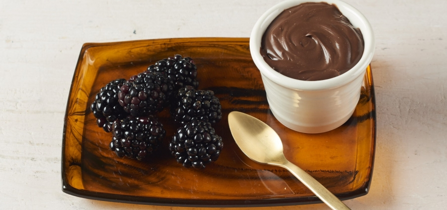Chocolate Cacao Mousse