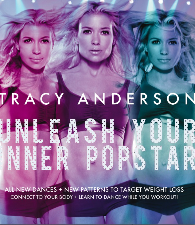 Tracy Anderson workout DVD
