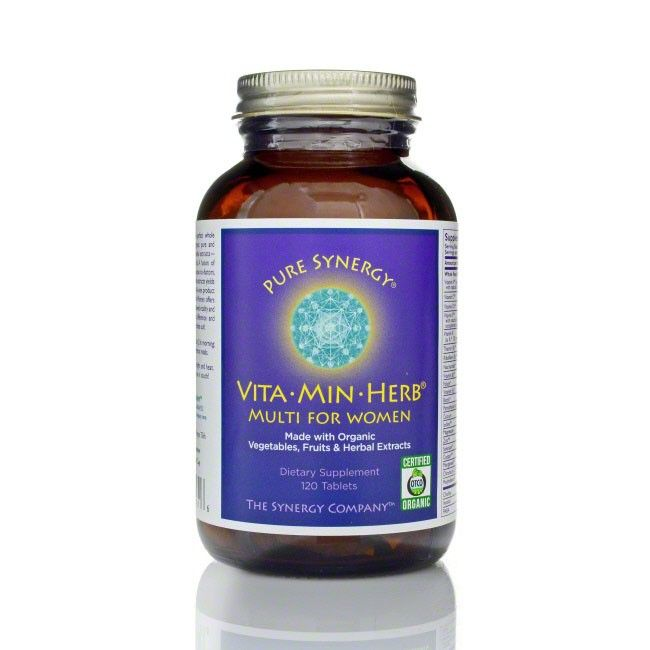 Pure Synergy's Vita:Min:Herb for Women