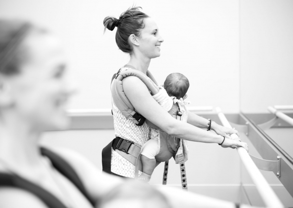 babies on board xtend barre classes
